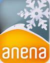 Logo de l'ANENA, l'Association Nationale pour l'Étude de la Neige et des Avalanches