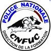 Le logo de la CNFUC, le Centre National de Formation des Unités Cynotechniques de la police nationale