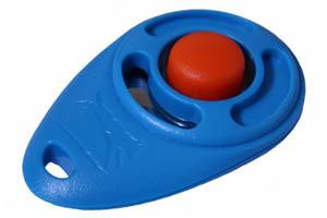 Le clicker, un objet sonore utilisé en éducation canine