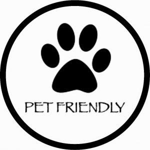 Logo pet friendly